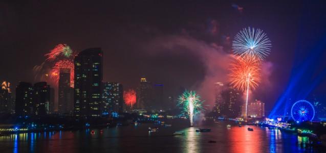 4 Tempat Terbaik di Dunia untuk Merayakan Tahun Baru