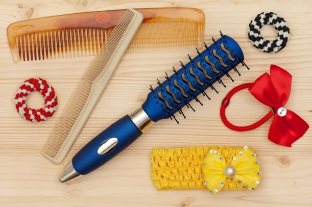 Hair comb and acessory
