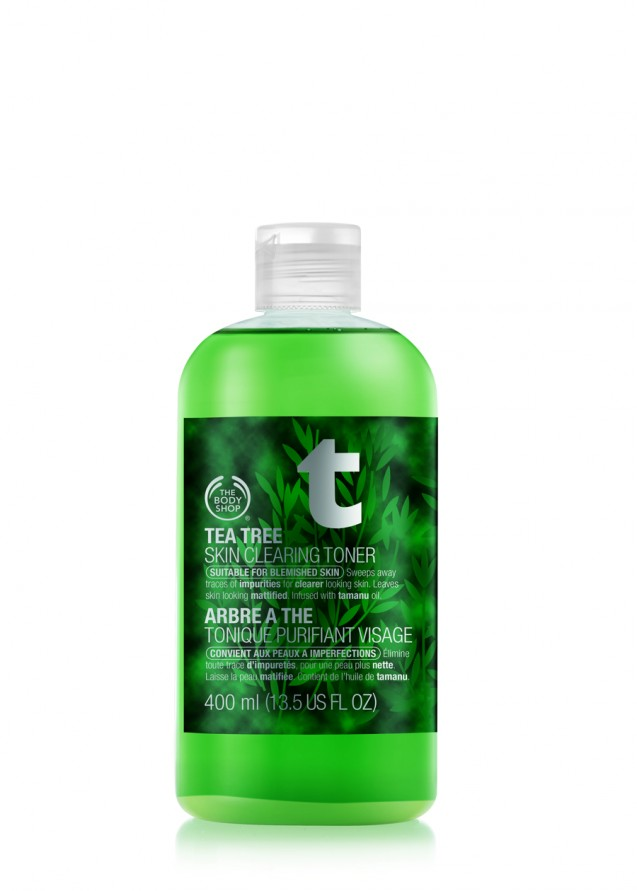 The Body Shop, Tea Tree Clearing Toner