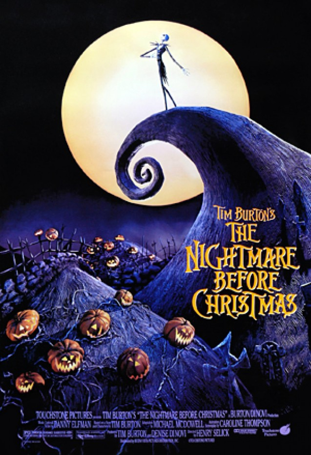 Rekomendasi Film Halloween - Nightmare Before Christmast