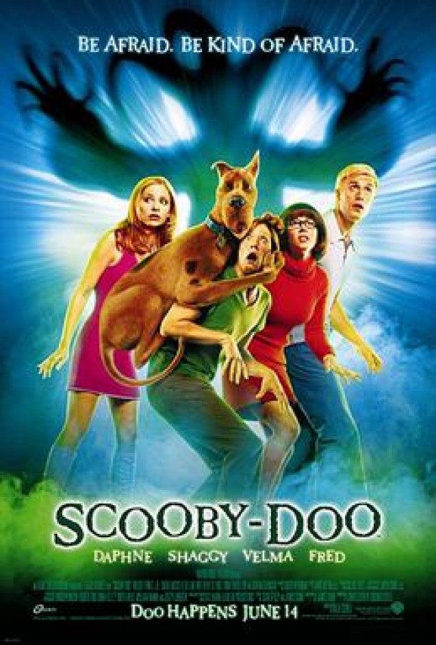 Rekomendasi Film Halloween - Scooby Doo Movie