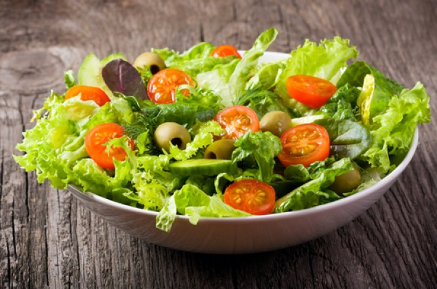 Tips Salad Sehat