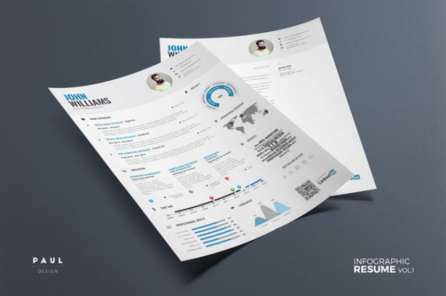 Diy infographic resume