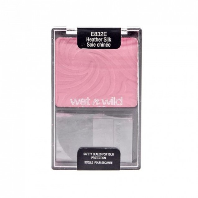 Wet N Wild Color Icon Blusher Heather Silk