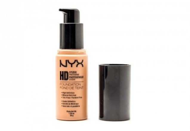 NYX HD Studio Photogenic Foundation Medium Shade