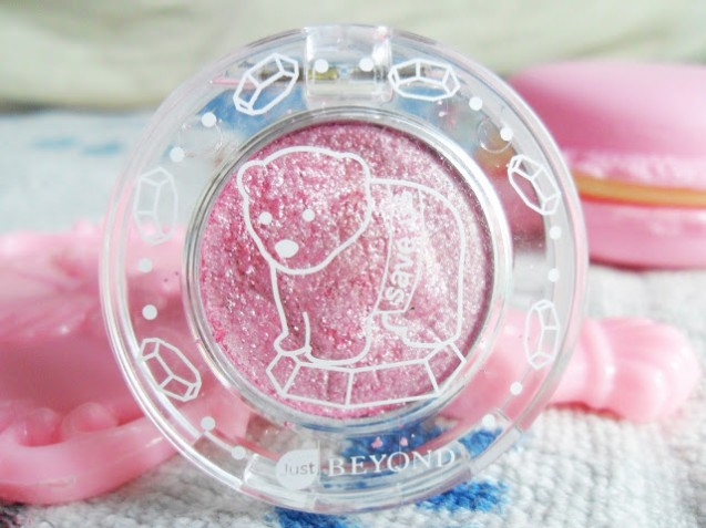 Beyond: Save Us Eyeshadow, Shade 14 - Shine Pink