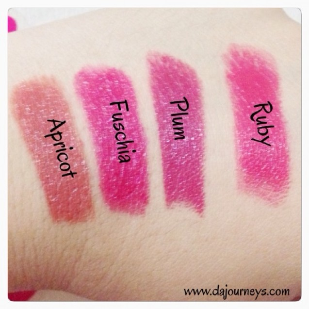 Swatch ULTIMA II Delicate Lipstick
