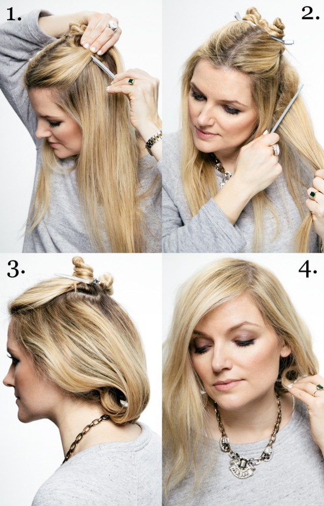 How to faux bob