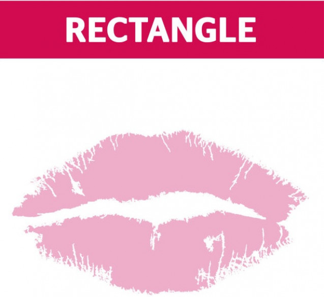 Rectangle Lips