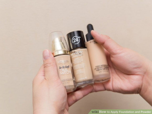 Base makeup foundation