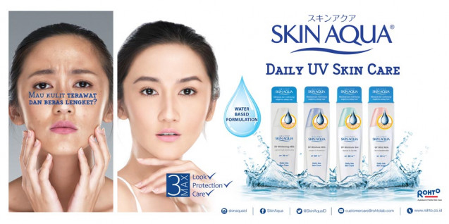 Sunscreen SkinAqua