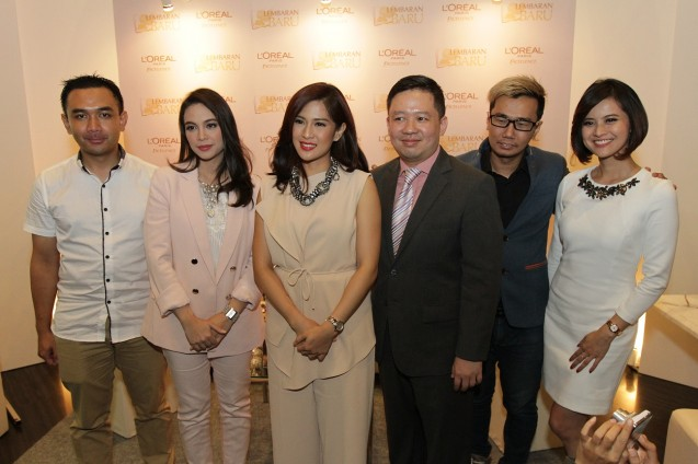 Press Conference L'Oreal Paris Indonesia